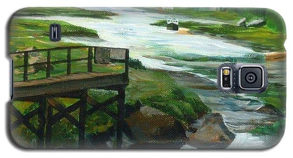 Little River Gloucester Study Galaxy S5 Case