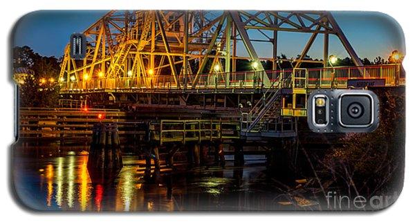 Little River Swing Bridge Galaxy S5 Case