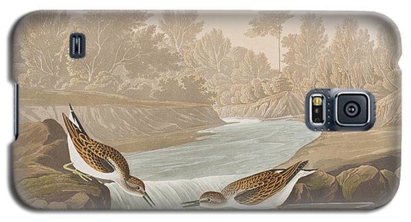 Little Sandpiper Galaxy S5 Case by John James Audubon