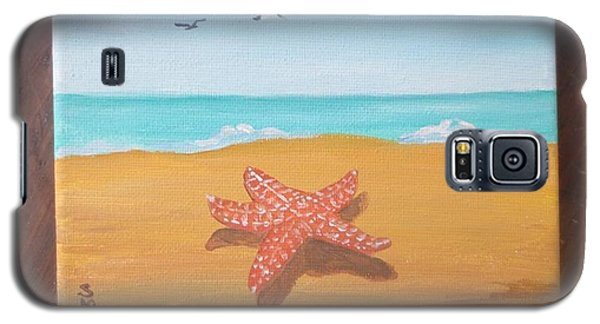 Little Star Fish Galaxy S5 Case