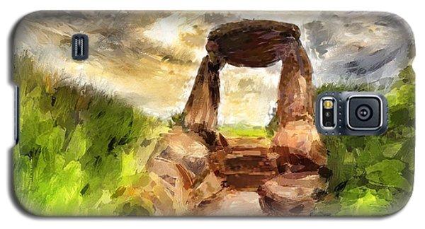 Little Stonehenge Galaxy S5 Case