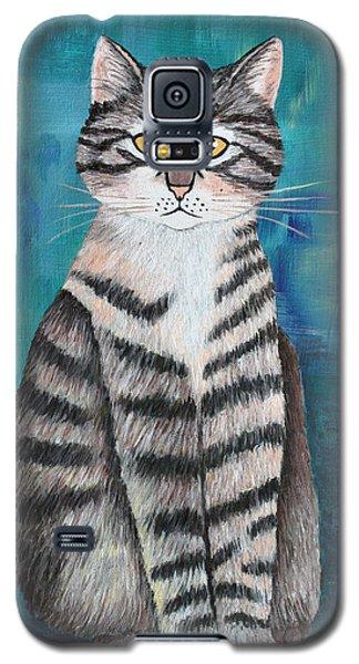 Little Tiger Galaxy S5 Case