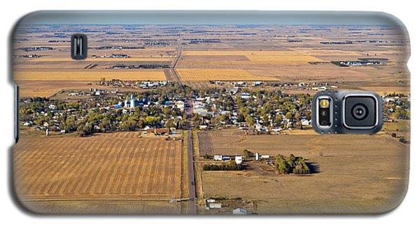 Little Town On The Prairie Galaxy S5 Case