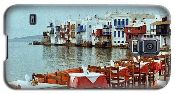 Little Venice On Mykonos Galaxy S5 Case