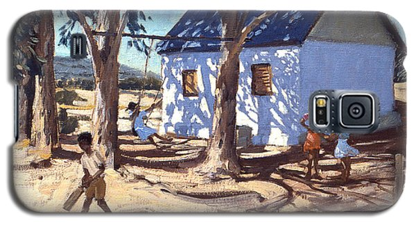 Little White House Karoo South Africa Galaxy S5 Case by Andrew Macara