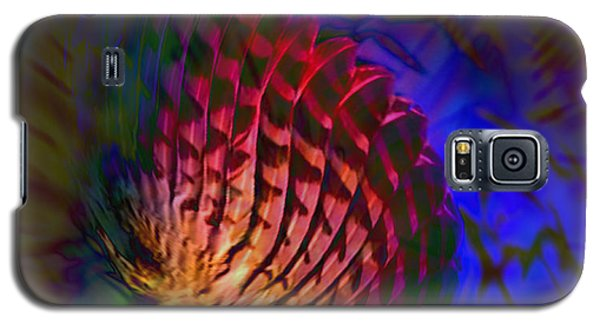 Galaxy S5 Case featuring the digital art Little Wing by Kevin Caudill