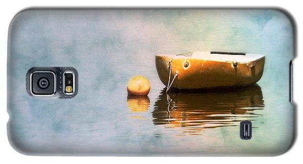Little Yellow Boat Galaxy S5 Case