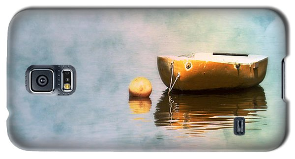 Little Yellow Boat Galaxy S5 Case