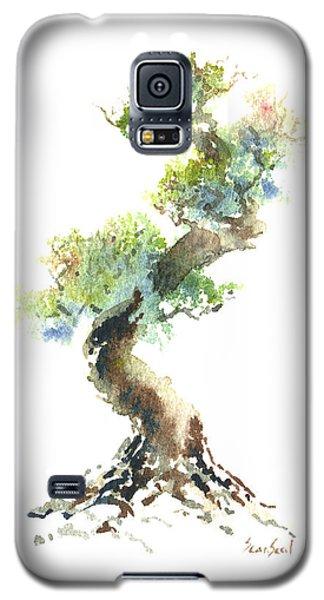 Little Zen Tree 1692 Galaxy S5 Case