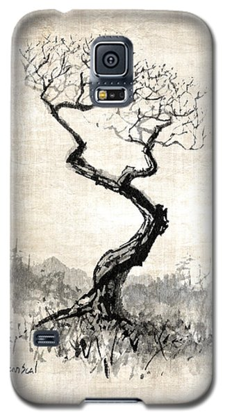 Little Zen Tree 1820 Galaxy S5 Case