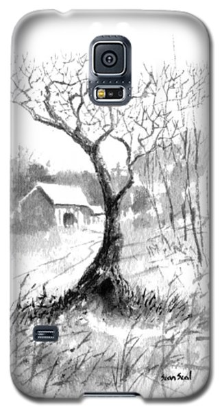 Little Zen Tree 1832 Galaxy S5 Case