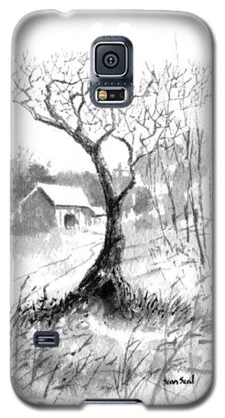 Little Zen Tree 1832 Galaxy S5 Case