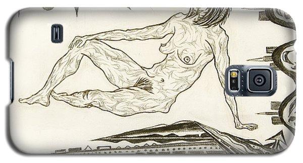 Live Nude 4 Female Galaxy S5 Case