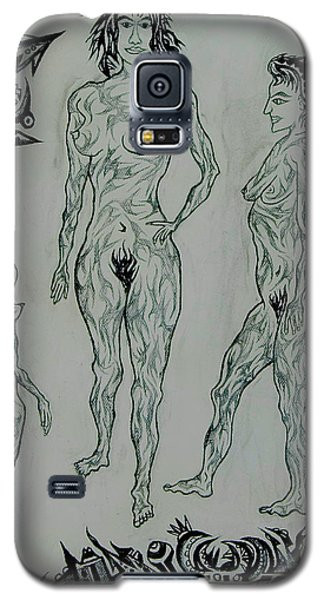 Live Nude 41 Female Galaxy S5 Case