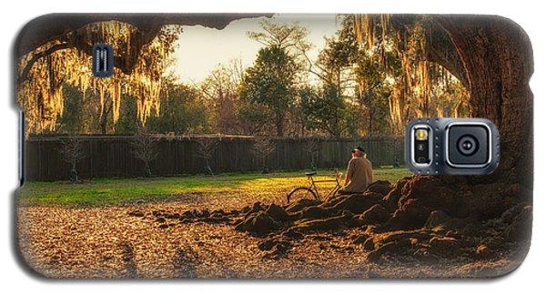 Live Oak At Audubon Park Galaxy S5 Case