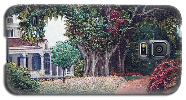Live Oak Gardens Jefferson Island La Galaxy S5 Case