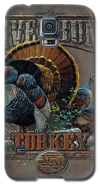 Live To Hunt Turkey Galaxy S5 Case