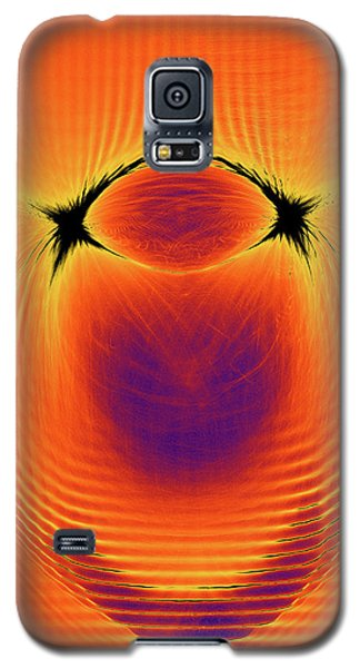 Lively Galaxy S5 Case