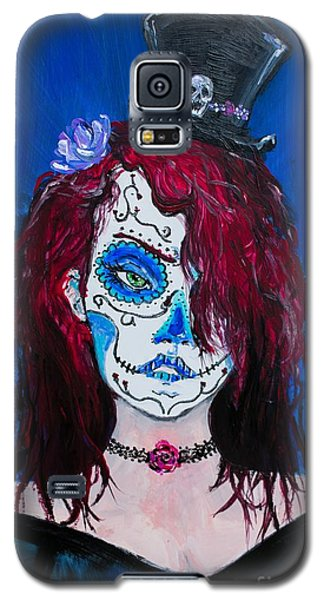 Living Dead Girl Galaxy S5 Case