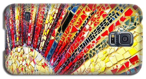 Living Edgewater Mosaic Galaxy S5 Case