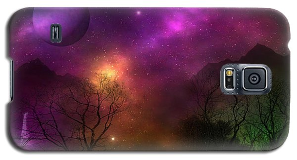 Galaxy S5 Case featuring the photograph Living In Oz by Bernd Hau