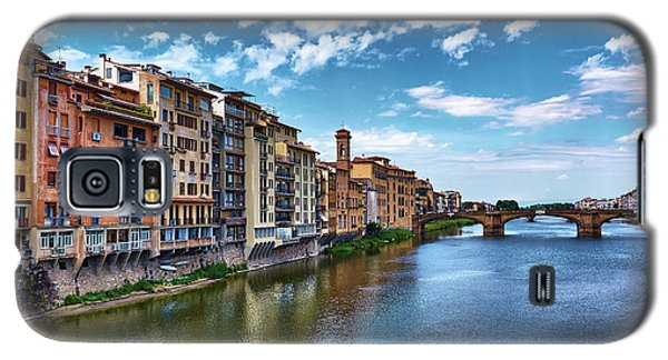 Living Next To The Arno River Galaxy S5 Case