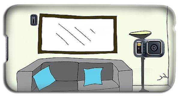 Living Room 002 Galaxy S5 Case
