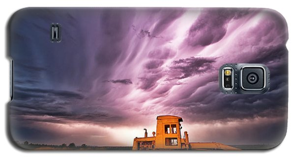 Living Sky In Nebraska Galaxy S5 Case