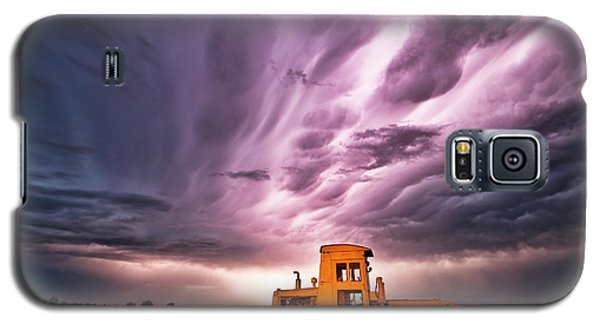 Living Sky In Nebraska Galaxy S5 Case