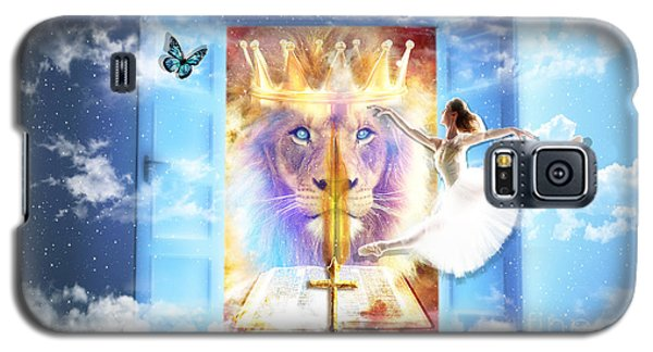 Living Word Of God Galaxy S5 Case by Dolores Develde