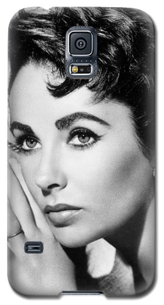Liz Taylor Galaxy S5 Case