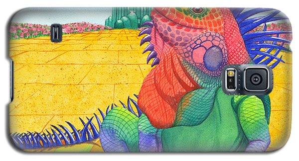 Lizard Of Oz Galaxy S5 Case