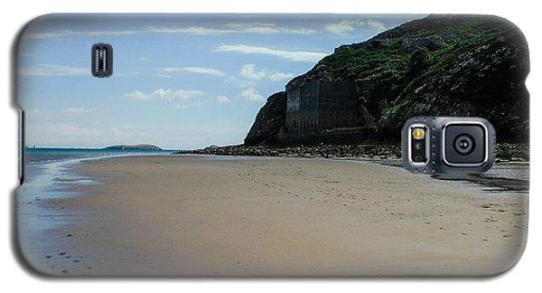 Llandbedrog Headland, Lleyn Peninsula, North Wales Galaxy S5 Case