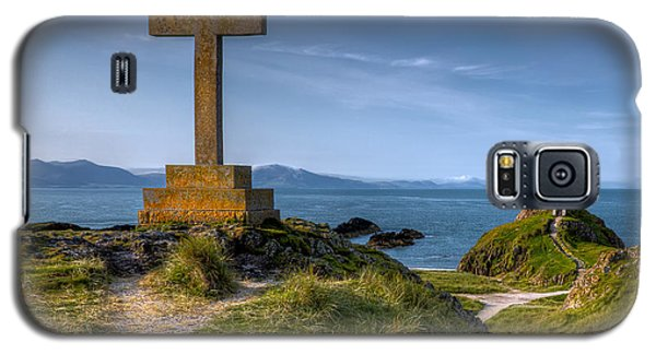 Llanddwyn Cross Galaxy S5 Case