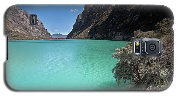 Llanganuco Lakes In Cordillera Blanca Galaxy S5 Case