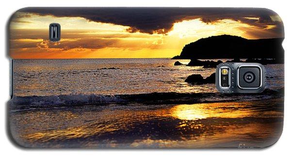 Llangennith Gower Coast Galaxy S5 Case