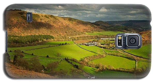 Llangollen In The Evening Light Galaxy S5 Case