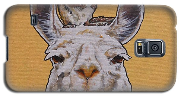 Llois The Llama Galaxy S5 Case