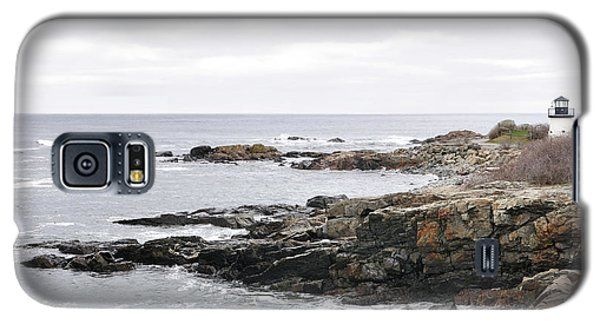 Lobster Point Lighthouse - Ogunquit Maine Galaxy S5 Case