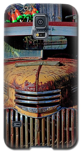 Lobster Pots And Chevys Galaxy S5 Case