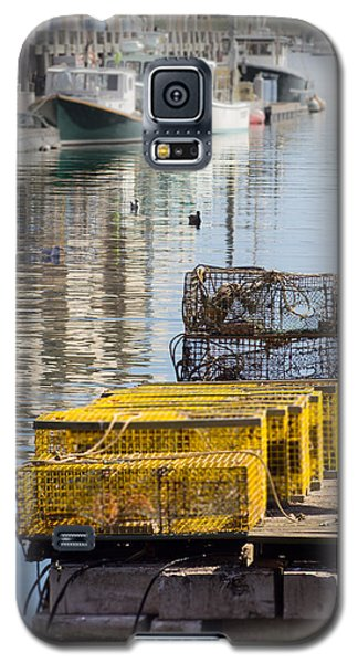 Lobster Traps Galaxy S5 Case