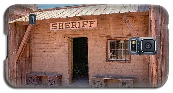 Local Sheriff Tucson Galaxy S5 Case