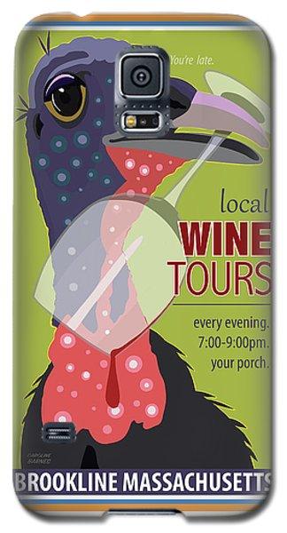 Local Wine Tours Galaxy S5 Case