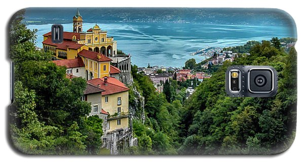 Locarno Overview Galaxy S5 Case by Alan Toepfer