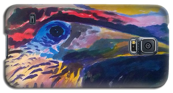 L'occhio Del Tucano Galaxy S5 Case