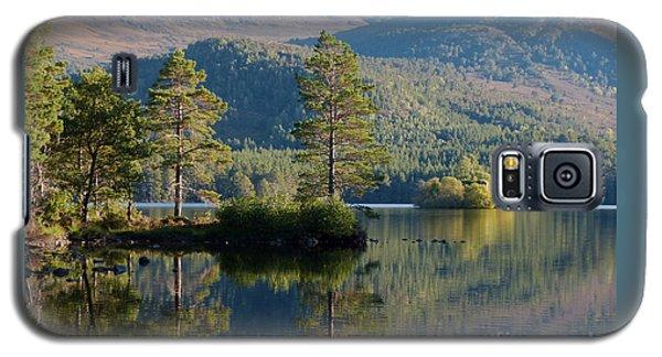 Loch An Eilein - Cairngorms National Park Galaxy S5 Case