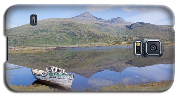 Loch Beg Reflections Galaxy S5 Case