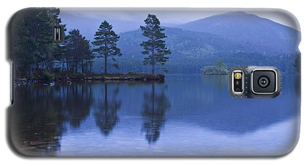 Galaxy S5 Case featuring the photograph Loch Garten In The Cairngorms Scotland by Gabor Pozsgai