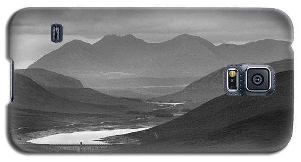 Loch Glascarnoch And An Teallach Galaxy S5 Case
