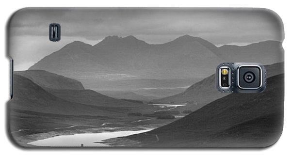 Loch Glascarnoch And An Teallach Galaxy S5 Case